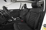 Front seat view of a 2015 Ford Edge SEL 5 Door Suv Front Seat car photos