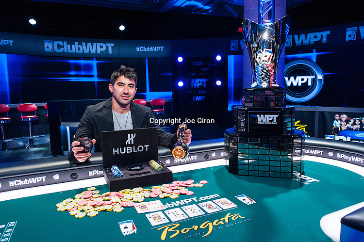 WPT Borgata Poker Open Season 15