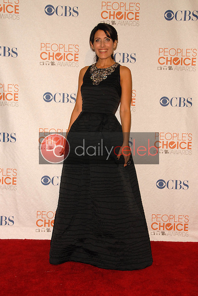 Lisa Edelstein<br /> at the Press Room for the 2010 People's Choice Awards, Nokia Theater L.A. Live, Los Angeles, CA. 01-06-10<br /> David Edwards/Dailyceleb.com 818-249-4998