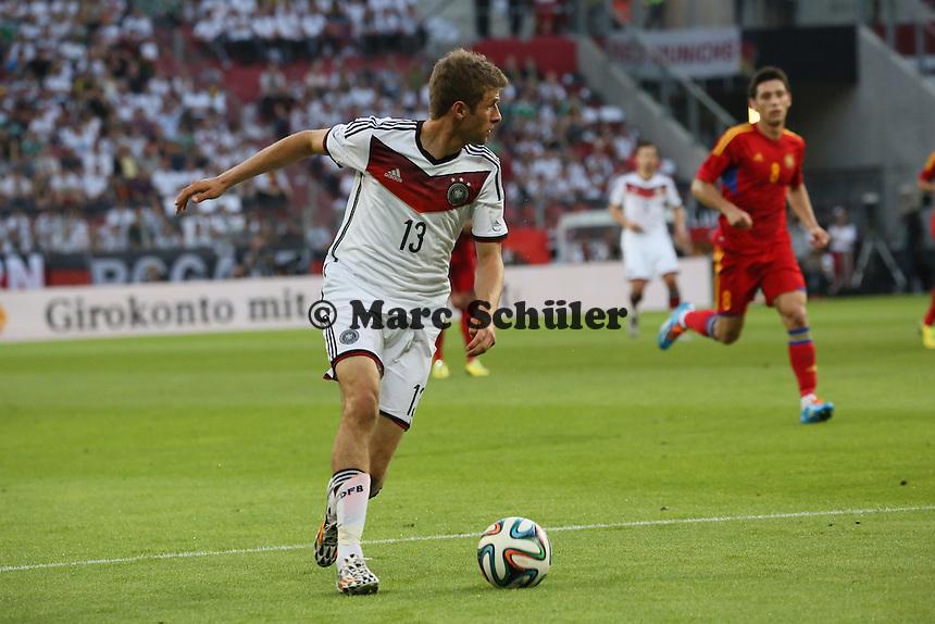 Thomas Müller (D) - Deutschland vs. Armenien in Mainz