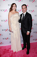 NEW YORK, NY - MAY 15: Ingrid Vandebosch  and Jeff Gordon at Breast Cancer Research Foundation Hot Pink Party at Park Avenue Armory on May 15,2019 in New York City.    <br /> CAP/MPI/DIE<br /> ©DIE/MPI/Capital Pictures