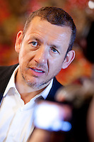 "Actor Dany Boon during premiere of his new film ""Llevame a la Luna"" in Palafox Cinema in Madrid, Spain. July 10, 2013. (Victor Blanco/Alterphotos) ©NortePhoto"