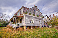 Old farmhouse near Altus Arkansas.