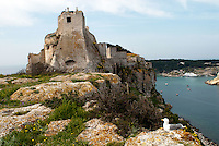 Italia, Isole Tremiti.<br />