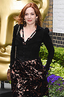 Katherine Parkinson<br /> arrives for the BAFTA TV Craft Awards 2016 at the Brewery, Barbican, London<br /> <br /> <br /> &copy;Ash Knotek  D3109 24/04/2016