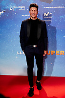 Kiko Jimenez attends to Super Lopez premiere at Capitol cinema in Madrid, Spain. November 21, 2018. (ALTERPHOTOS/A. Perez Meca) /NortePhoto NORTEPHOTOMEXICO