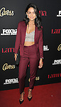 Bianca Santos arriving at the Latina Magazine Host Hollywood Hot List Party held at  The Sunset Tower Hotel Los Angeles, CA. October 2, 2014.