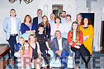 Peter O'Sullivan, Marian Terrace Killarney celebrated his retirement from the ESB after 40years service with his family in the Killarney Avenue Hotel on Friday night