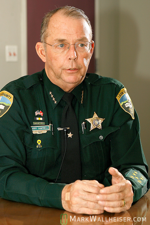 Leon County Sheriff Larry Campbell | Mark Wallheiser