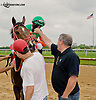 Groundsfordivorce winning at Delaware Park on 5/20/13