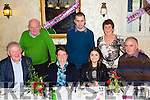 Celebrating  her 21st birthday was Louise Roche from Brosna, pictured here last Saturday night in Leen's Hotel, Abbeyfeale, f l-r: Damien, Margaret, Louise and John Roche. B l-r: Liam Dennehy, John and Bridie Roche.