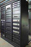Equipment Rack Electronics Cabinet