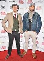 guest and Cristian Solimeno at the &quot;Welcome To Curiosity&quot; UK film premiere, Prince Charles Cinema, Leicester Place, London, England, UK, on Monday 04 June 2018.<br /> CAP/CAN<br /> &copy;CAN/Capital Pictures