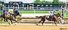 Istan Is The Man winning at Delaware Park on 6/22/16