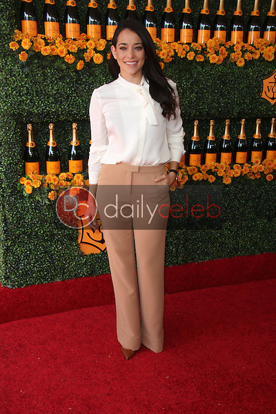 Natalie Martinez<br /> at the Sixth-Annual Veuve Clicquot Polo Classic, Will Rogers State Historic Park, Pacific Palisades, CA 10-17-15<br /> David Edwards/Dailyceleb.com 818-249-4998