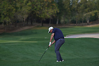 Shane Lowry (IRL) on the 10th fairway during the Pro-Am of the Abu Dhabi HSBC Championship 2020 at the Abu Dhabi Golf Club, Abu Dhabi, United Arab Emirates. 15/01/2020<br /> Picture: Golffile | Thos Caffrey<br /> <br /> <br /> All photo usage must carry mandatory copyright credit (© Golffile | Thos Caffrey)