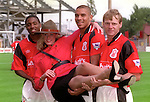 290793 Nottingham Forest Photocall