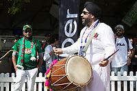 The atmosphere ramped up in the fan zone prior to the fixture between Pakistan vs Bangladesh, ICC World Cup Cricket at Lord's Cricket Ground on 5th July 2019