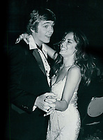 John Schneider &amp; Catherine Bach 1978<br /> Photo By John Barrett-PHOTOlink.net / MediaPunch