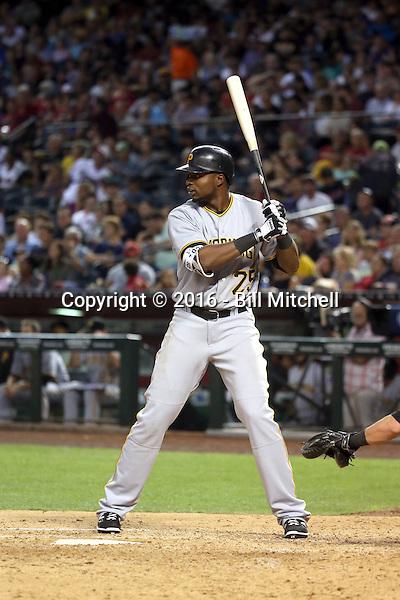 Gregory Polanco - 2016 Pittsburgh Pirates (Bill Mitchell)