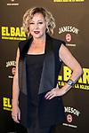"Carmen Machi attends the premiere of the film ""El bar"" at Callao Cinema in Madrid, Spain. March 22, 2017. (ALTERPHOTOS / Rodrigo Jimenez)"