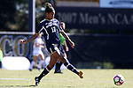23 October 2016: Notre Dame's Rachel Heard. The Wake Forest University Demon Deacons hosted the University of Notre Dame Fighting Irish at Spry Stadium in Winston-Salem, North Carolina in a 2016 NCAA Division I Women's Soccer match. Notre Dame won the game 1-0.