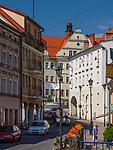 Centrum miasta, Duszniki-Zdr&oacute;j, Polska<br /> Centre, Duszniki-Zdr&oacute;j, Poland