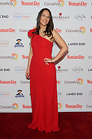 NEW YORK, NY - FEBRUARY 06: Melanie Chase attends  the Woman's Day Celebrates 15th Annual Red Dress Awards on February 6, 2018 in New York City.  Credit: John Palmer/MediaPunch