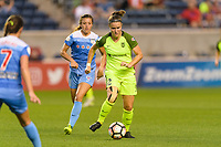 Bridgeview, IL - Wednesday August 16, 2017: Christine Nairn during a regular season National Women's Soccer League (NWSL) match between the Chicago Red Stars and the Seattle Reign FC at Toyota Park.