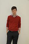 Josh Davis - Empire The Series films on set June 3, 2012  in Brooklyn, New York. (Photo by Sue Coflin/Max Photos)