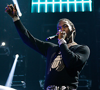 LOS ANGELES, CALIFORNIA - JUNE 22: Offset of Migos  performs at the 7th Annual BET Experience at L.A. Live Presented by Coca-Cola at Staples Center on June 22, 2019 in Los Angeles, California. Photo: imageSPACE/MediaPunch