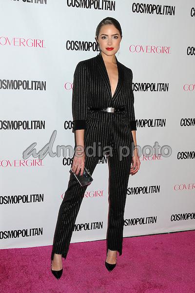 12 October 2015 - Hollywood, California - Olivia Culpo. Cosmopolitan 50th Birthday Celebration held at Ysabel. Photo Credit: Byron Purvis/AdMedia