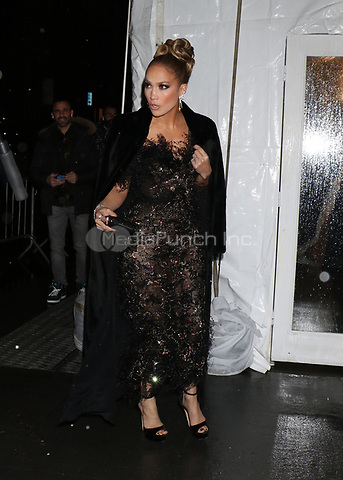 December 02, 2019 Jennifer Lopez at the 29th Annual IFP Gotham Awards 2019 at Cipriani Wall Street in New York City. December 02, 2019. Credit: RW/MediaPunch