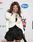 LaToya Jackson at The 18th ANNUAL RACE TO ERASE MS GALA held at The Hyatt Regency Century Plaza Hotel in Century City, California on April 29,2011                                                                               © 2011 Hollywood Press Agency
