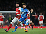 Bournemouth's Nathan Ake in action during the Premier League match at the Emirates Stadium, London. Picture date October 26th, 2016 Pic David Klein/Sportimage