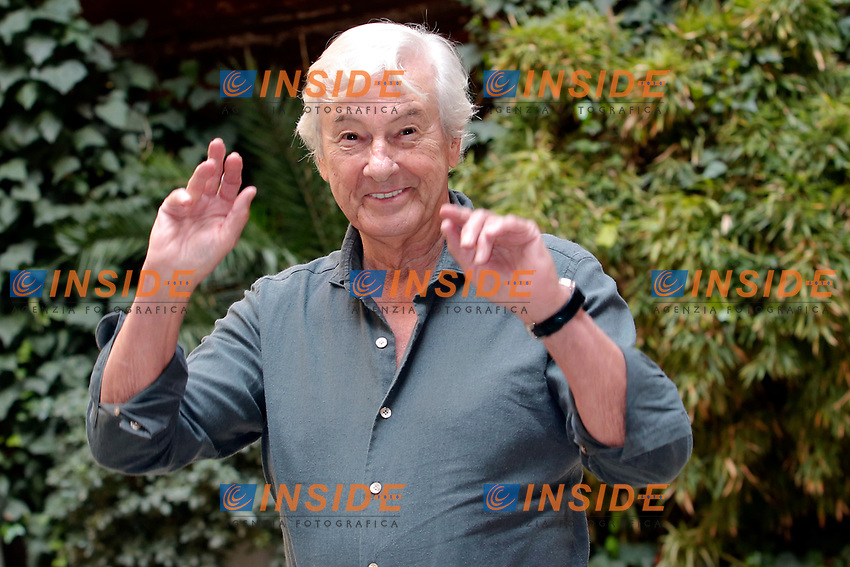 Paul Verhoeven<br /> Roma 10-03-2017. Photocall del film 'Elle'.<br /> Rome March 10th 2017. Film director Paul Verhoeven poses for photographers during the presentation of the film 'Elle'.<br /> Foto Samantha Zucchi Insidefoto