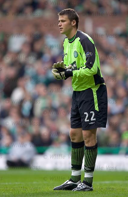 David Marshall, Celtic.stock season 2004-2005.pic willie vass