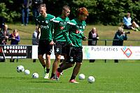 HAREN - Voetbal, Eerste Training FC Groningen  sportpark de Koepel, 01-07-2017,  FC Groningen speler Ritsu Doan