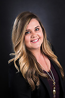 Shalie Williams, school of business, photographed on studio headshot day on March 6, 2018. (Photo by Leah Seavers)