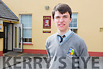 St Pats Secondary School Castleisland student. Art O'Mahony has been elected to the National Irish students union
