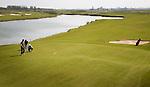 BENTHUIZEN - Golfbaan BENTWOUD. Hole B8 Oostwoud. COPYRIGHT KOEN SUYK