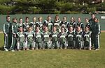 Softball Group Photo 2001
