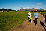 Crissy Field, Golden Gate Bridge, San Francisco, California, USA.  Photo copyright Lee Foster.  Photo # california108240