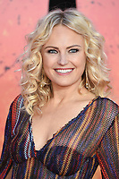 """Malin Akerman arriving for the """"Rampage"""" premiere at the Cineworld Empire Leicester Square, London, UK. <br /> 11 April  2018<br /> Picture: Steve Vas/Featureflash/SilverHub 0208 004 5359 sales@silverhubmedia.com"""