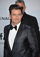 Actor Orlando Bloom at the amfAR Cinema Against AIDS Gala 2016 at the Hotel du Cap d'Antibes.<br /> May 19, 2016  Antibes, France<br /> Picture: Paul Smith / Featureflash