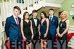 North Kerry Harriers Ball : Attending the North Kerry Harriers Hunt Ball at the Listowel Arms Hotel on Saturday night last were Jack Brennan, Katelyn Dennehy, John Mulvihill, Rebecca Bambury, Aaron Spillane & Olive McNamara.