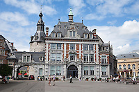 Belgium, Namur: former Bourse and Beffroi in the Place d'Armes