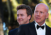 "Cannes,19.05.2012: BRUCE WILLIS ANDS EDWARD NORTON.at the 65th Cannes International Film Festival..Mandatory Credit Photos: ©Traverso-Photofile/NEWSPIX INTERNATIONAL..**ALL FEES PAYABLE TO: ""NEWSPIX INTERNATIONAL""**..PHOTO CREDIT MANDATORY!!: NEWSPIX INTERNATIONAL(Failure to credit will incur a surcharge of 100% of reproduction fees)..IMMEDIATE CONFIRMATION OF USAGE REQUIRED:.Newspix International, 31 Chinnery Hill, Bishop's Stortford, ENGLAND CM23 3PS.Tel:+441279 324672  ; Fax: +441279656877.Mobile:  0777568 1153.e-mail: info@newspixinternational.co.uk"