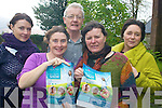 HEALTHY HOMES: Announcing details at the weekend of the Healthy Homes and Beauty Show in Killarney on Sunday were front l-r: Erina MacSweeney (Nutritional Therapist), Christine Best (Medical Herbalist). Back, l-r: Noeleen McKenna (Neways), Padraig O'Suilleabha?in, Rebecca Atkinson (Homoeopath).   Copyright Kerry's Eye 2008