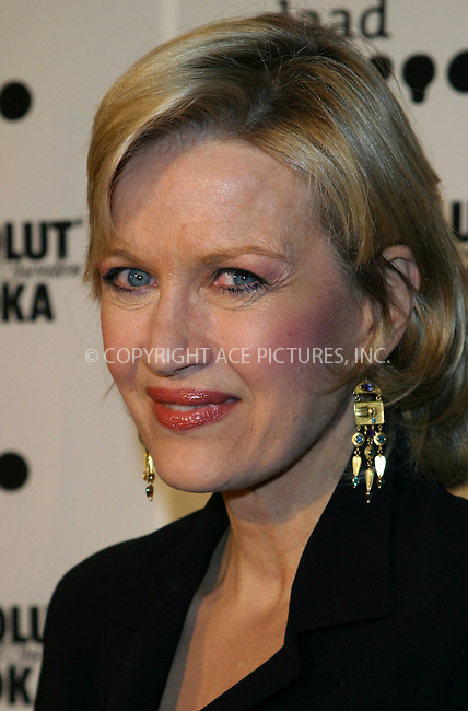 Arrivals at 14th annual GLAAD Media Awards held in New York. Pictured: Diane Sawyer. Please byline: Alecsey Boldeskul/NY Photo Press.   ..*PAY-PER-USE*      ....NY Photo Press:  ..phone (646) 267-6913;   ..e-mail: info@nyphotopress.com